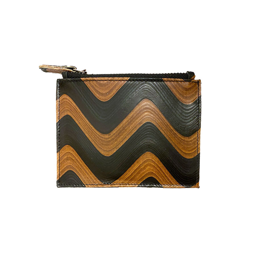 Faux Bois Change Purse | Italy