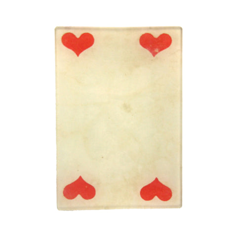 4 of Hearts Tray