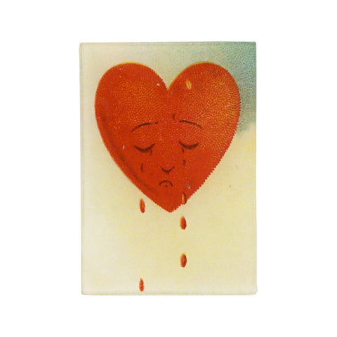 Crying Heart Tray