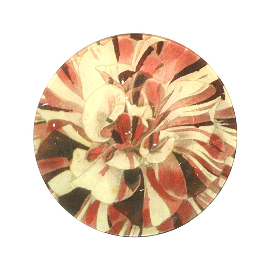 Dianthus #3 Plate