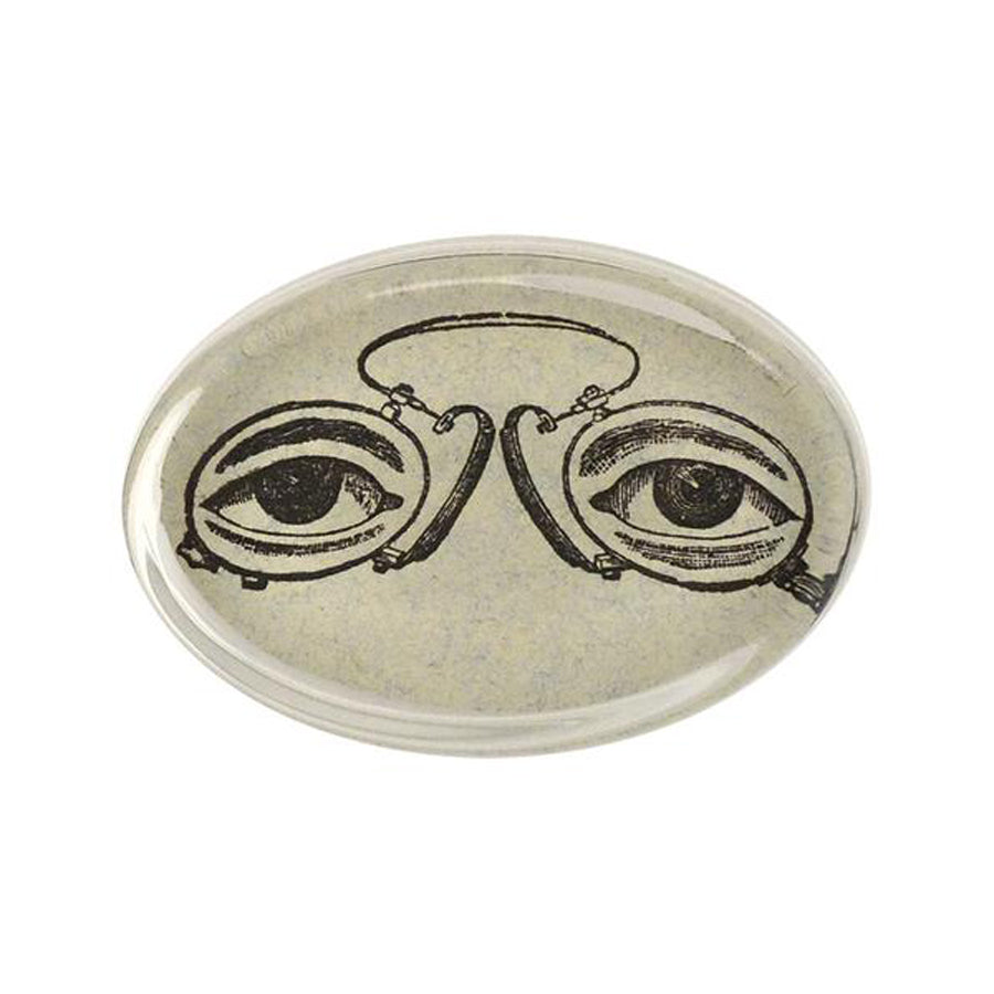 Optician Oval Paperweight