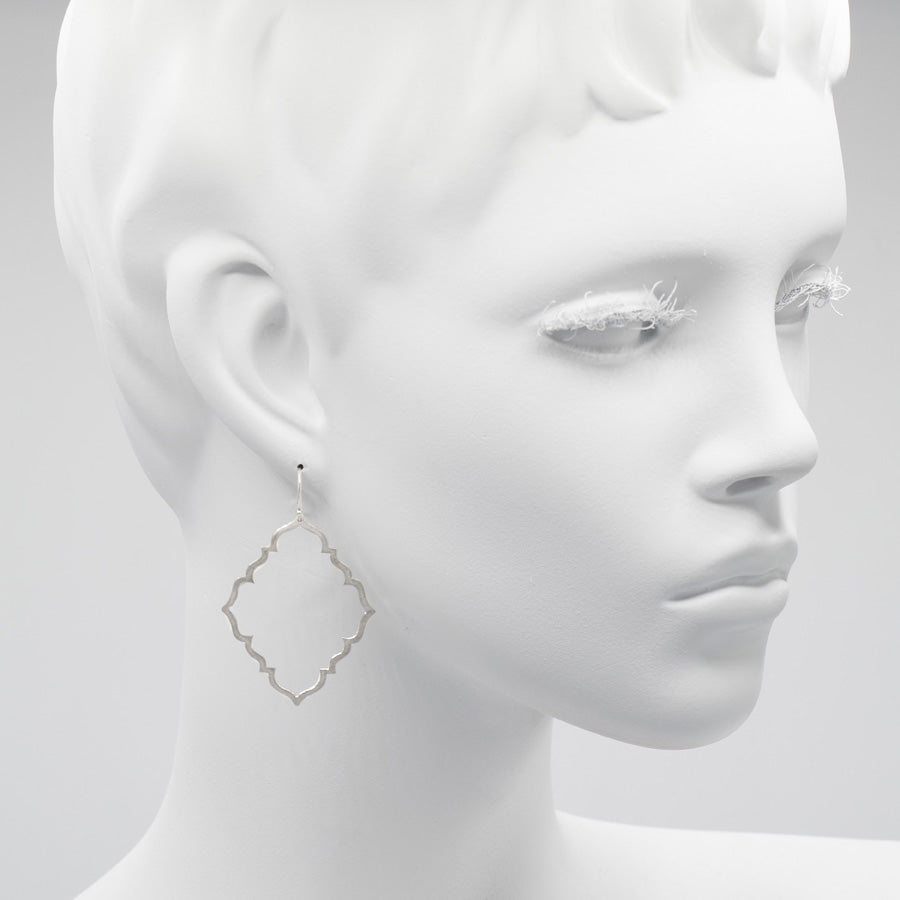 Sterling Portail Earrings