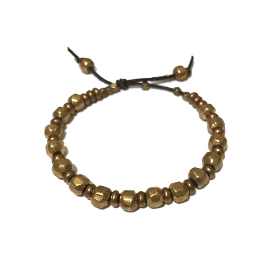 Marisa Mason Mia Faceted Beaded Bracelet