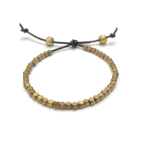 Marisa Mason Mia Small Facets Beaded Bracelet
