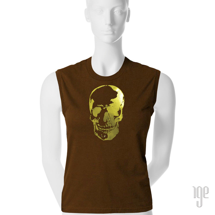 Skull Muscle T-Shirt