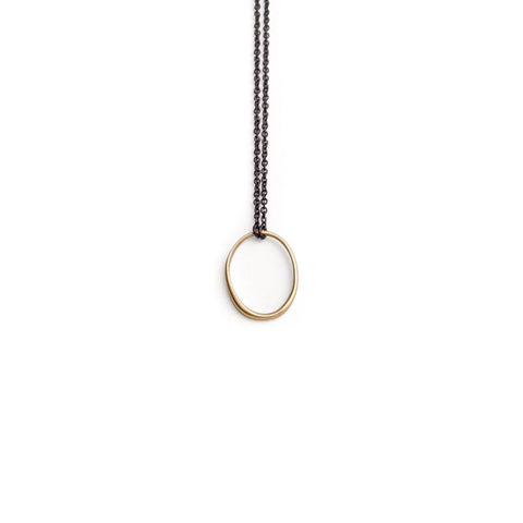 """O"" Necklace"