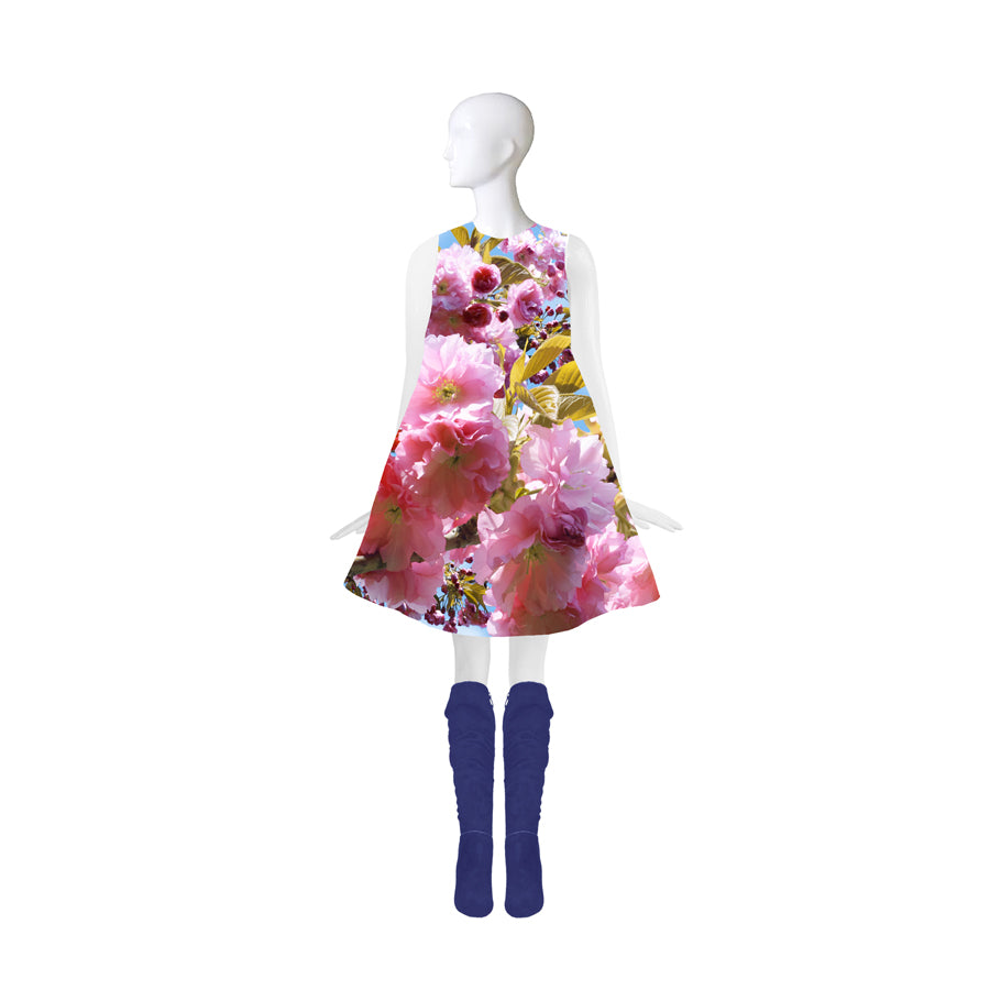 Spring Blossoms Dress (PRE-ORDER)