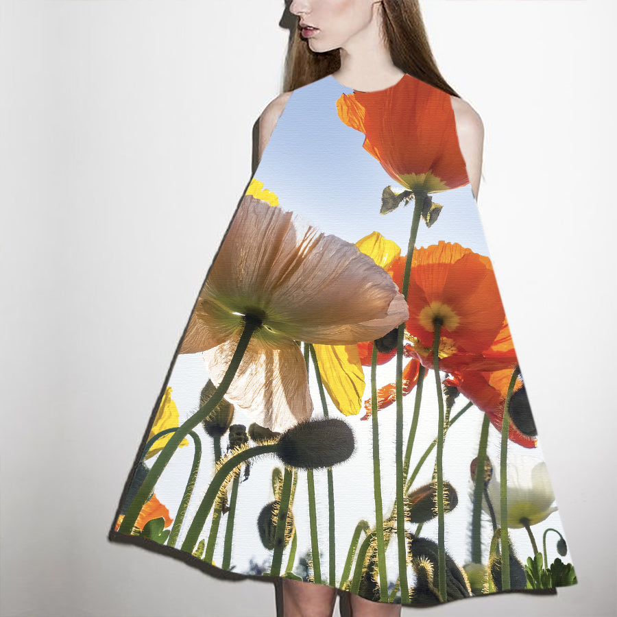 Poppies Dress (PRE-ORDER)