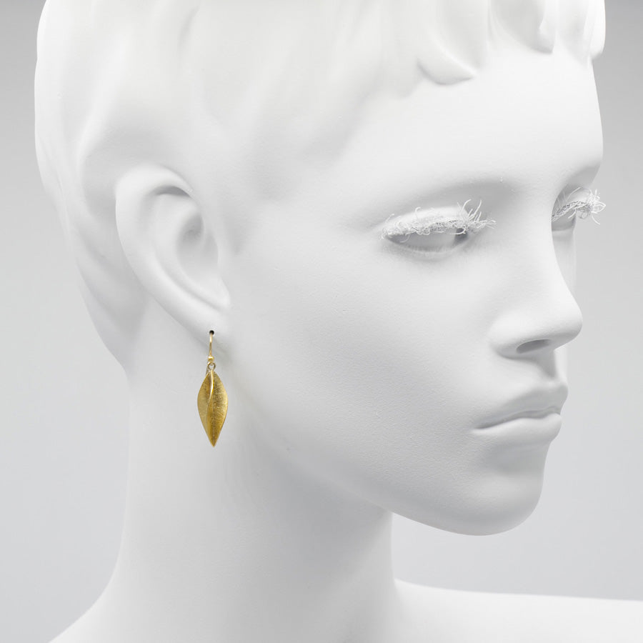 Petra Class Twist Dangle Earrings