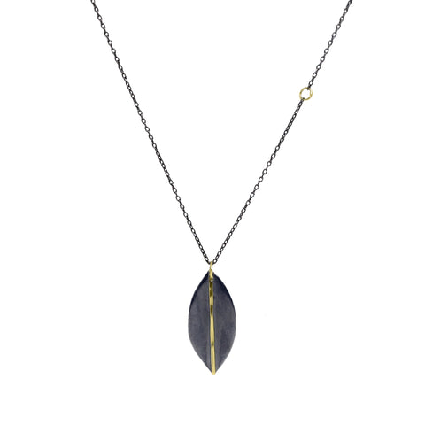Flat Arc Necklace