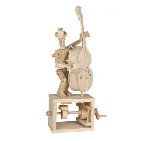 Mechanical Model Kit | Double Bass
