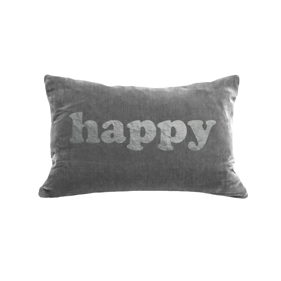 Happy Pillow