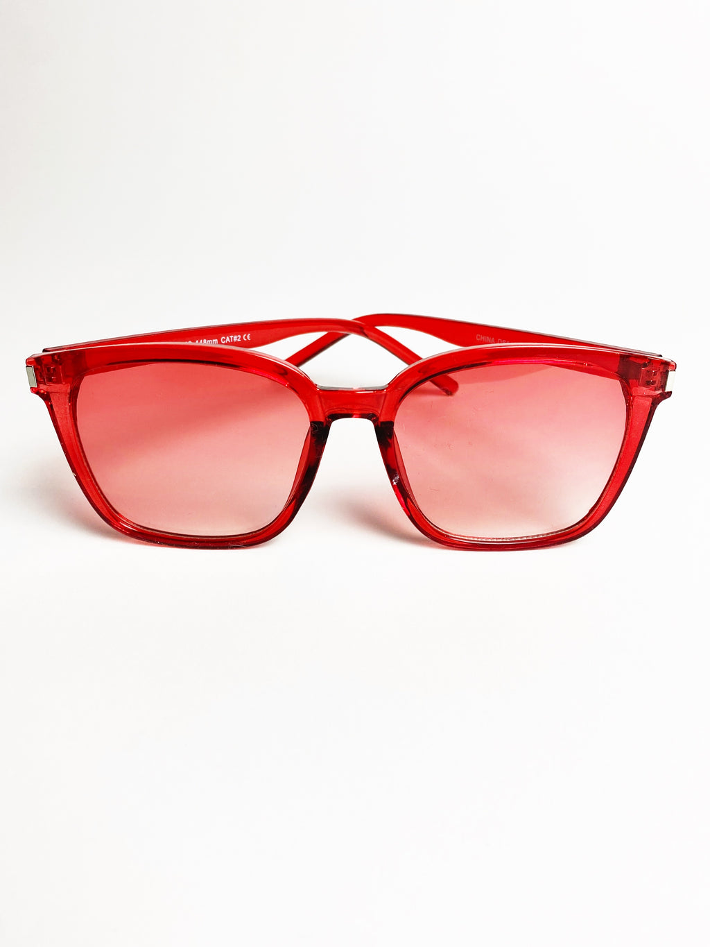 Throwin Shades - Red