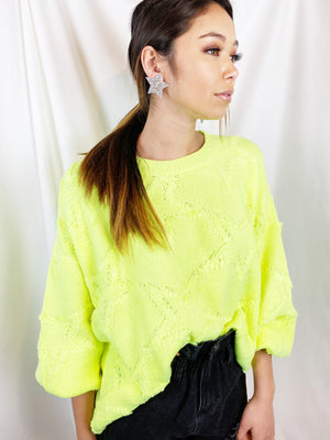 Be The Brightest Star Sweater