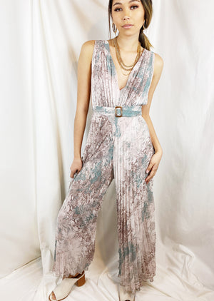 Enchanted Snake Jumpsuit