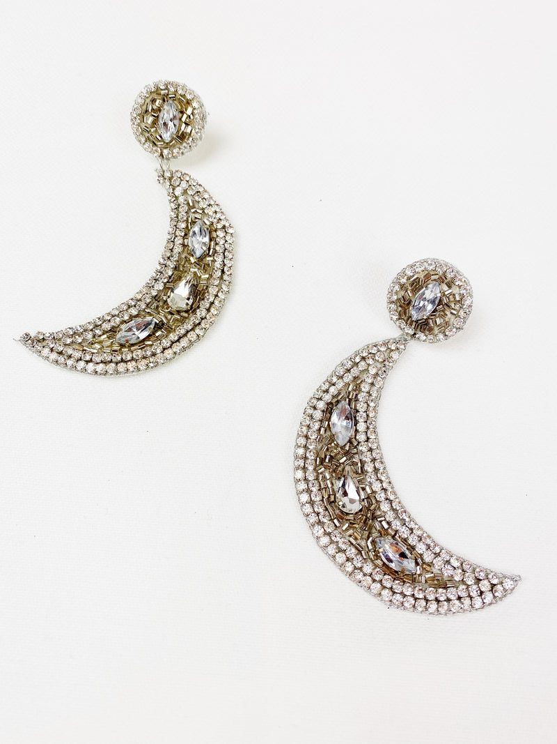 Moon of My Life Earrings