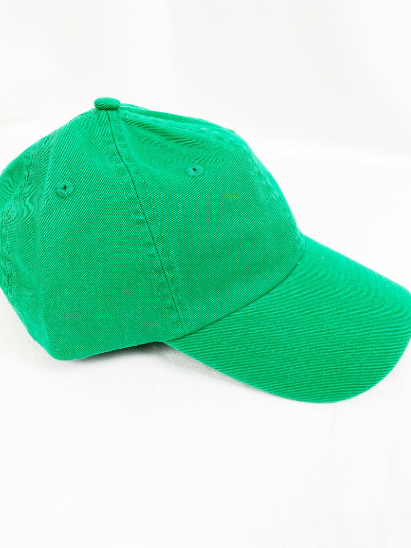 Cap It Off - Green