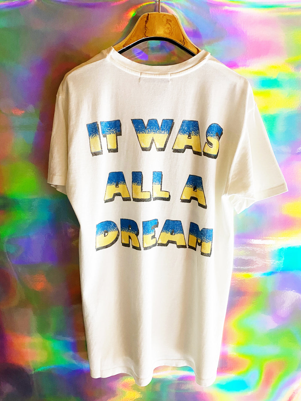 It Was All a Dream Weekend Tee