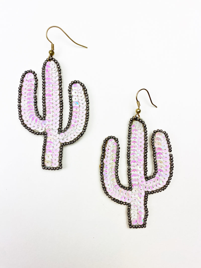 Don't Be A Prick Earrings - Iridescent