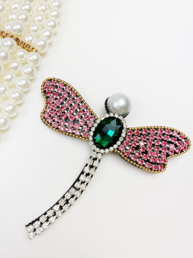 Bug Off Necklace/Brooch Combo
