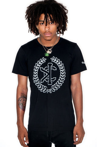 "Black ""Limited Edition"" Cest Outline Tee"