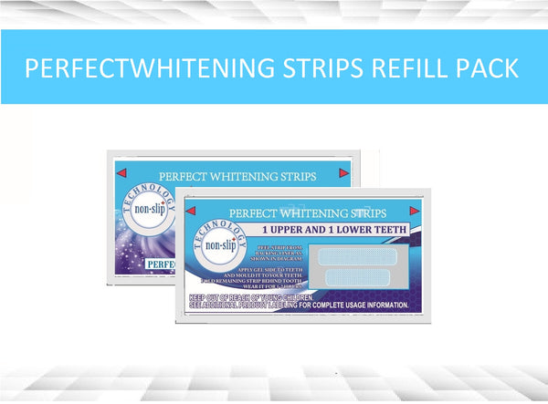 LuXe Whitestrips Refill Value Pack (14 treatments/ 28 strips)