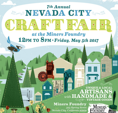 Nevada City Craft Fair