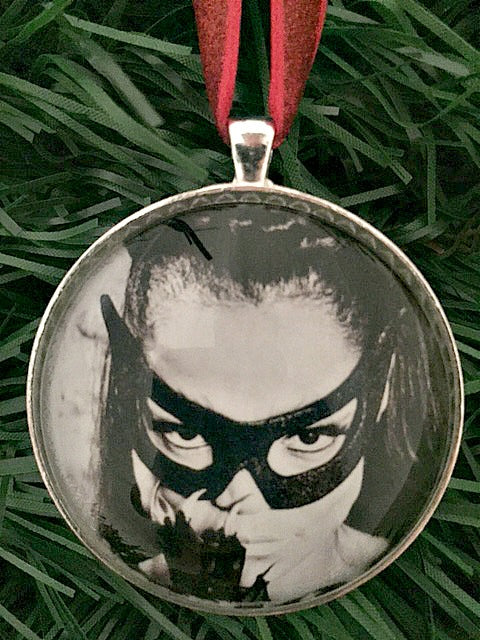 Eartha Kitt Ornament