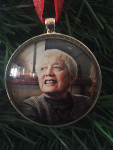 Grace Lee Boggs Ornament
