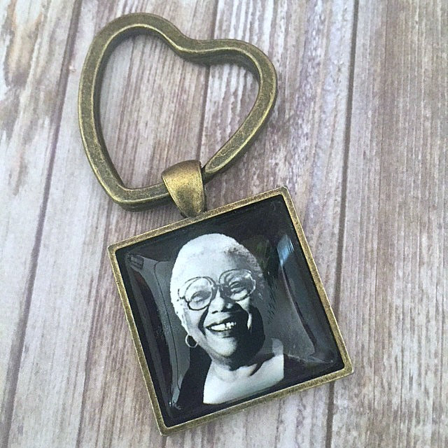 Lucille Clifton Key Chain