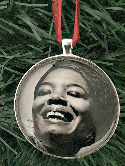 Maya Angelou Ornament