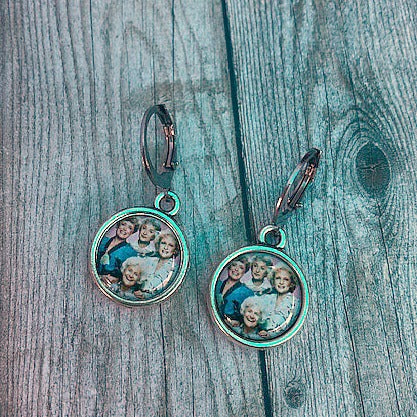 Golden Girls Earrings