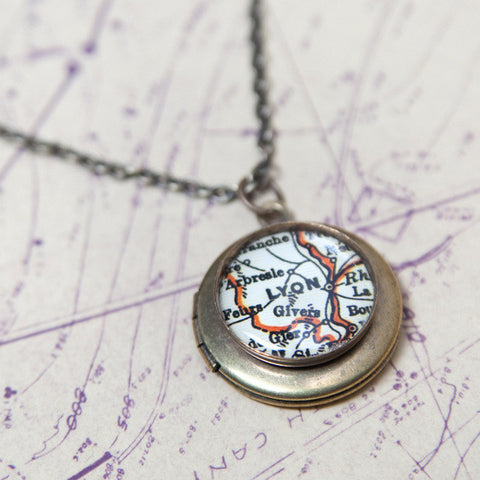 Maps • Map Locket