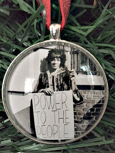 Marsha P Johnson Ornament