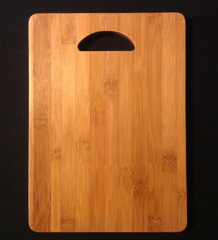 Large Thick Cutting Board (#195)
