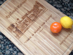 "Small 1/2"" Thick Cutting Board (#98)"