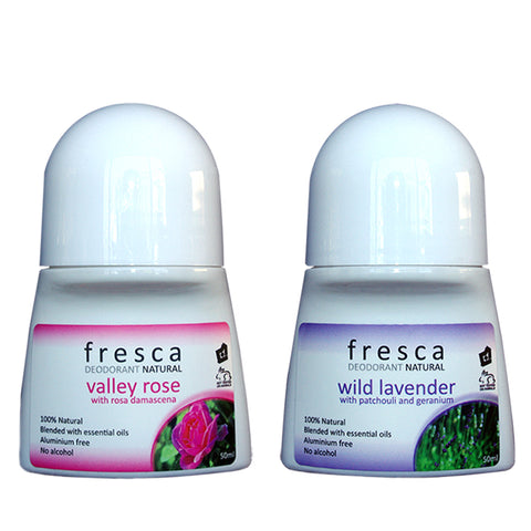 Female Combination: Valley Rose & Wild Lavender