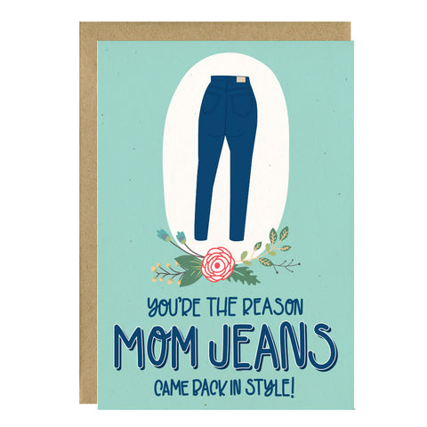 Mom Jeans by Little Lovelies Studio