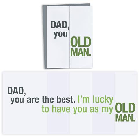 Dad, You Old Man by Finch and Hare
