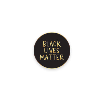 Black Lives Matter Pin - PRESALE