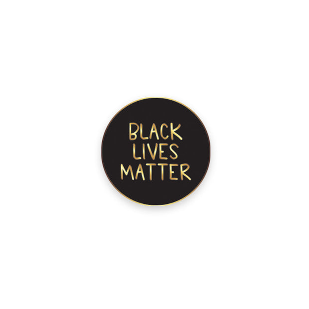 Black Lives Matter Pin - BACKORDERED