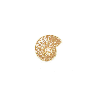Ammonite Pin