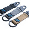 Blue Alpha Gear Key Lanyard