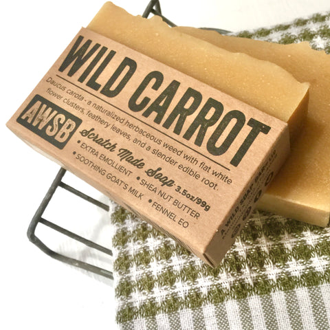 Wild Carrot Soap Kit