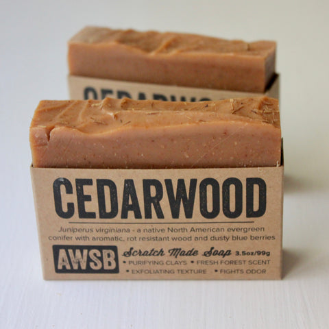 Zebuu Cedarwood Wellness Parcel