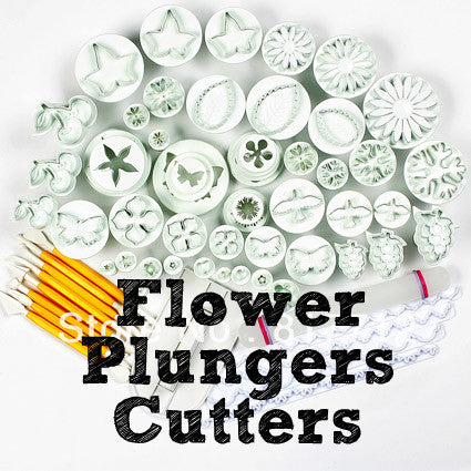 Floral Plungers & Cutters