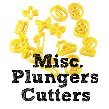 Miscellaneous Plungers & Cutters