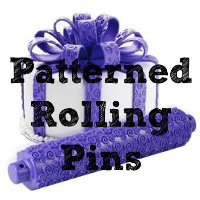 Patterned Rolling Pins