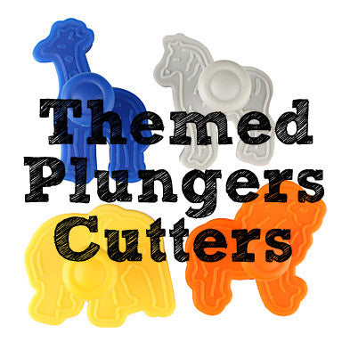 Themed Plungers & Cutters