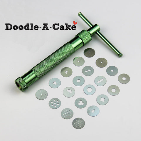 Clay Extruder by Doodle-A-Cake